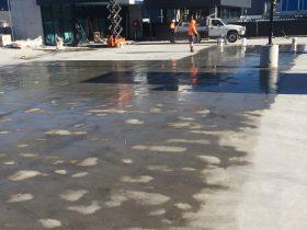Macquarie Centre Roof Top Carpark