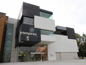Museum Of Contemporary Art – Entrance